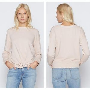 Joie Heather Rose Nazani Sweatshirt $128